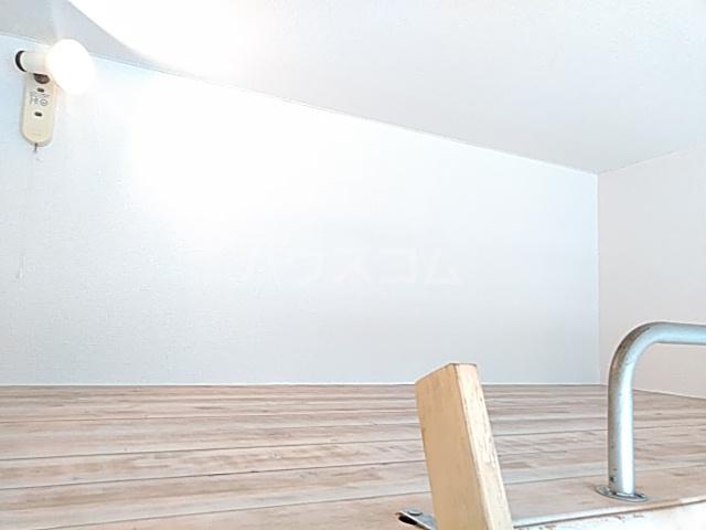 レオパレス小岩 203号室のベッドルーム