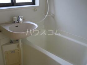 加藤ハイツ 201号室の洗面所