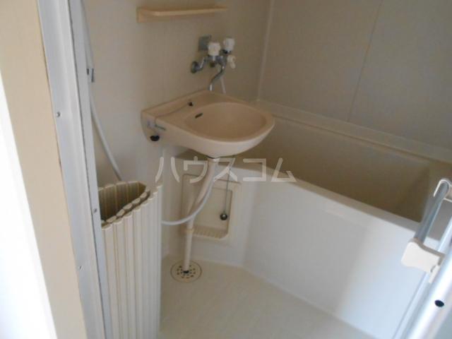 プリズムアピア 101号室の風呂