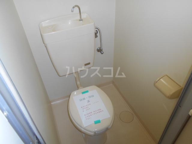 すみれⅢ 202号室のトイレ