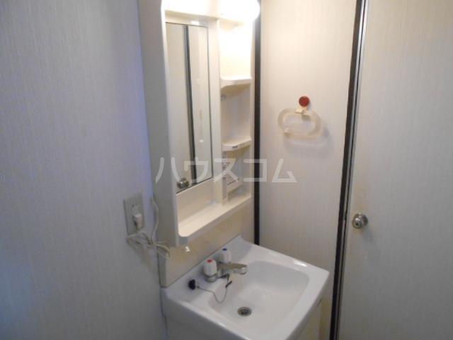 ドリームハイツ9号棟 907号室の洗面所