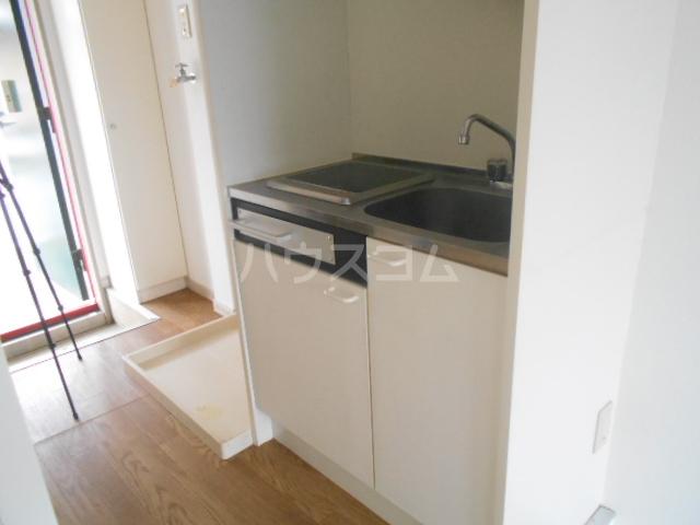 すみれⅢ 103号室のキッチン