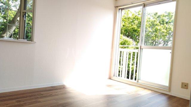 サンパールヒルズ 202号室の居室