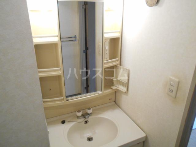 アドバンテージヴィラ岡津 201号室の洗面所