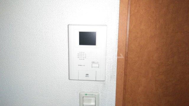 レオパレスウェール 205号室のセキュリティ