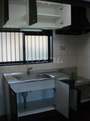 Blue-Ray Seilan 105号室のキッチン