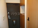 ガーデンパレス富士 302号室の玄関