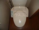 ガーデンパレス富士 302号室のトイレ