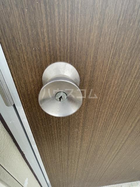 卯月荘 6号室のセキュリティ