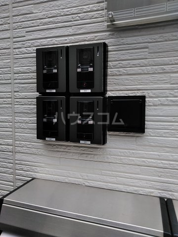 GlanzWood墨田 101号室のセキュリティ