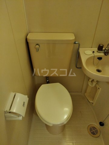 コーポ立花 101号室のトイレ