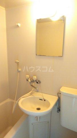TOP青砥第四 408号室の洗面所