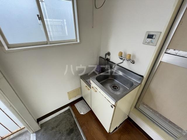 エスポワール両国 201号室のキッチン