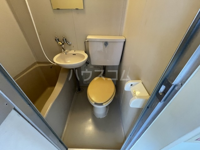 エスポワール両国 201号室のトイレ