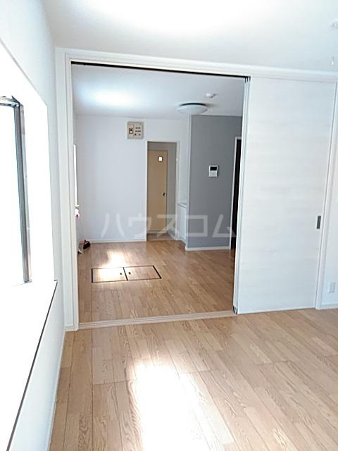 サングレース 102号室のベッドルーム