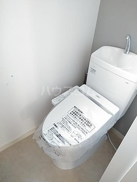 サングレース 102号室のトイレ