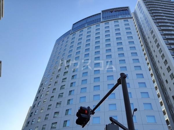 BLUE HARBOR TOWERみなとみらい外観写真