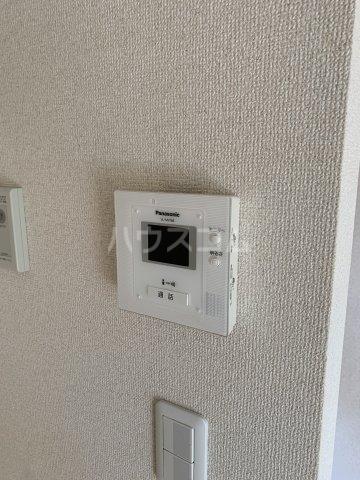 ハーミット横浜 101号室のセキュリティ