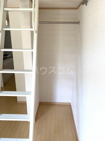 ハーミット横浜 101号室の収納