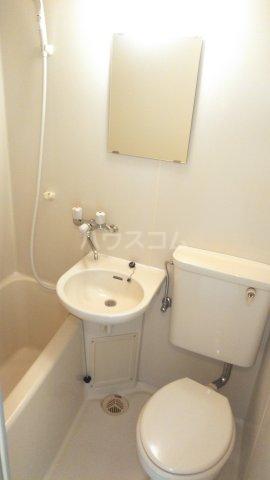 ウィンベルソロ新小岩第2 405号室の風呂