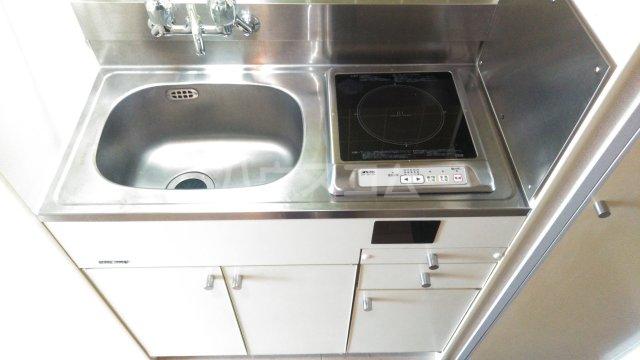 ウィンベルソロ新小岩第2 406号室のキッチン