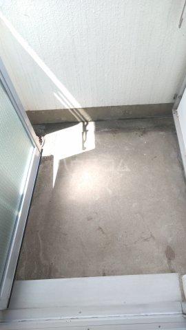 ウィンベルソロ新小岩第2 506号室のバルコニー