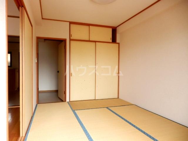 コーポハマ氷川 202号室のベッドルーム