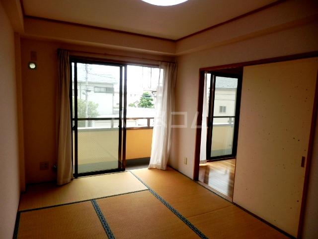 コーポハマ氷川 202号室の居室