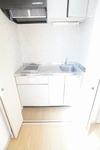 カンパネーラ上星川 102号室のキッチン
