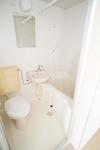 カンパネーラ上星川 102号室のトイレ