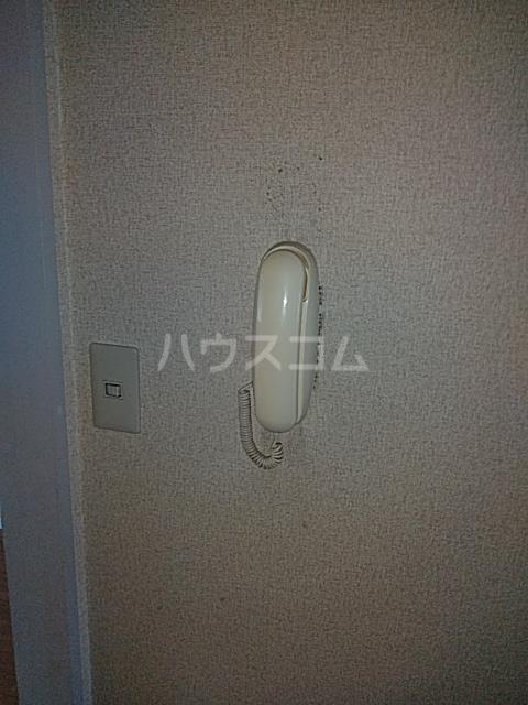 マウイハウス 202号室のセキュリティ