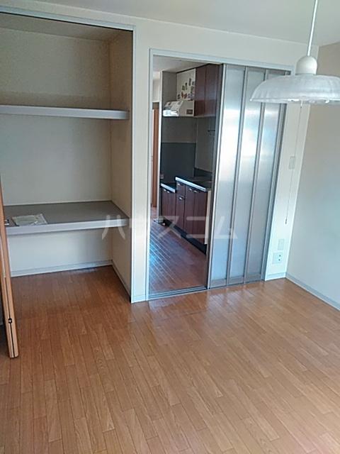 マウイハウス 202号室の収納
