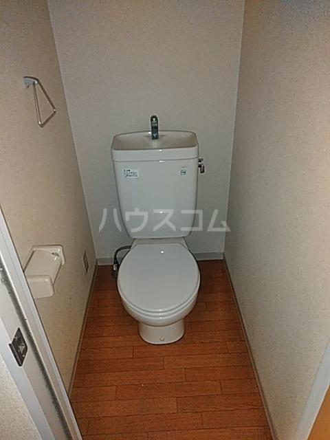 マウイハウス 202号室のトイレ