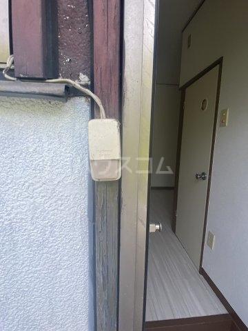 マルマツハイツ 103号室のセキュリティ