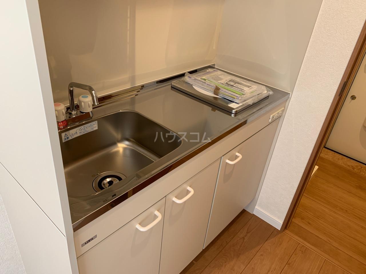 ファインホース白百合 202号室のキッチン