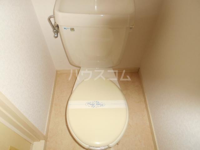 エクセルオタケ 203号室のトイレ