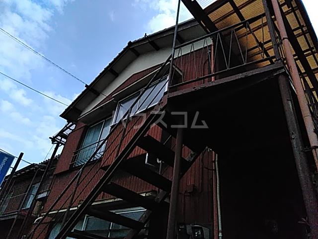 第二鈴喜荘の外観