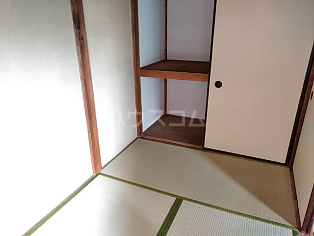 第二鈴喜荘 101号室のリビング