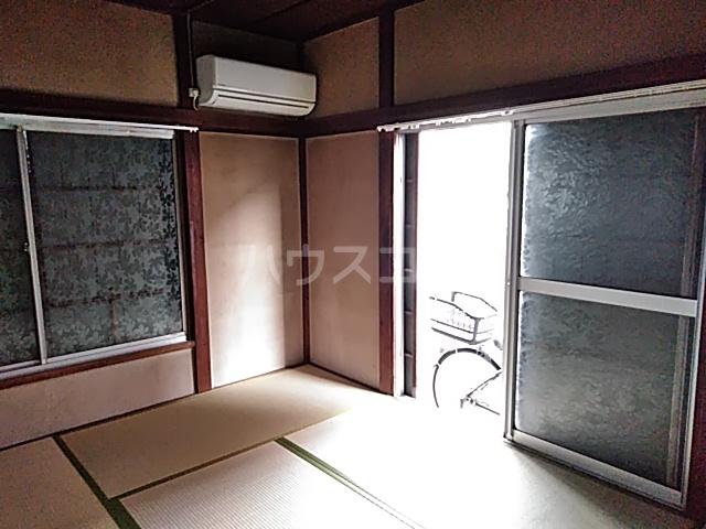 第二鈴喜荘 101号室のベッドルーム
