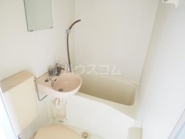 アミューズメントⅢ 101号室の風呂