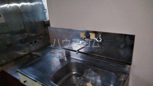ガーデナハイツ 201号室のキッチン