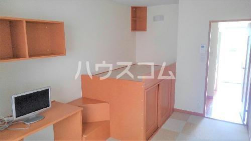 レオパレスレスポワール 206号室の収納
