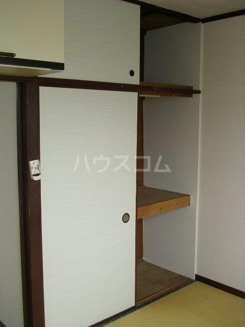 コブチコーポ 206号室の収納