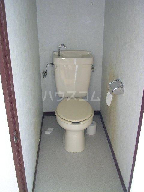 コブチコーポ 206号室のトイレ