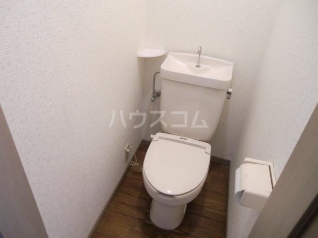 リバーサイド斉藤 202号室のトイレ