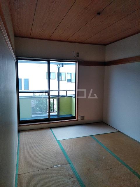 ハイツクリフサイド 202号室の居室
