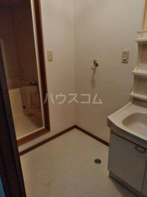 ハイツクリフサイド 202号室の洗面所