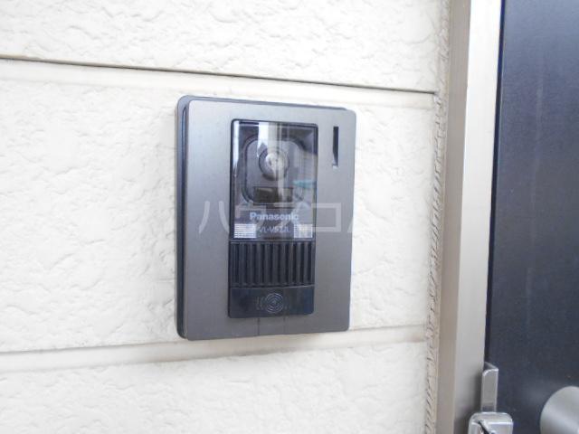 ヴィラネル東姫宮B 201号室のセキュリティ