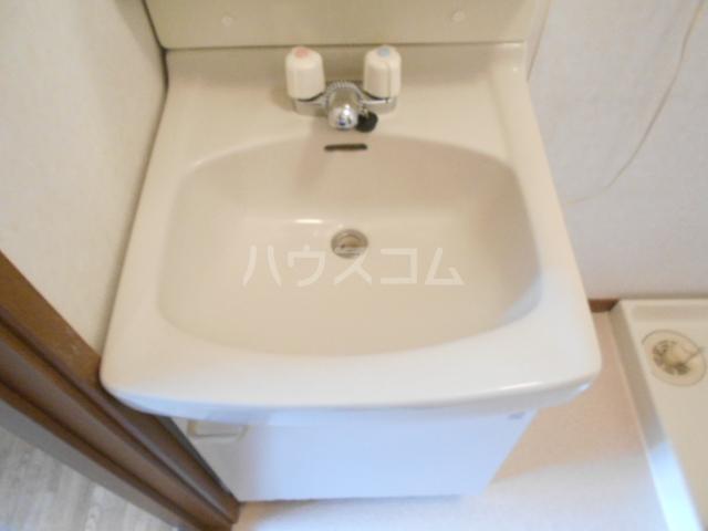 ヴィラネル東姫宮B 201号室の洗面所