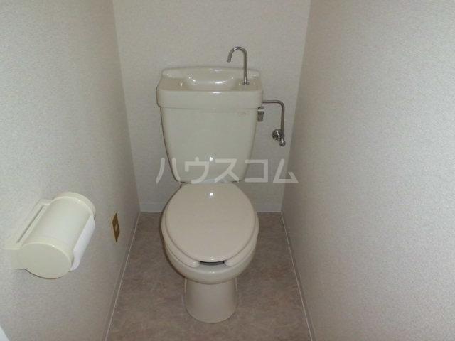 グランドハイム秋元 301号室のトイレ